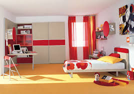 furniture teenage room. Red And Yellow Teenage Room Furniture