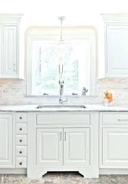 above sink lighting over kitchen traditional with marble floor image by pendant ideas full size