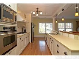 open up galley kitchen?? kitchens that make me want to