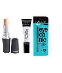 estee lauder studio fix concealer lakme kajal magique l face primer makeup kit ml estee lauder studio fix concealer lakme kajal magique