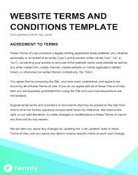 Website Terms And Conditions Template Inspiration Booking Terms And Conditions Template Membership Free Getcyclesapp