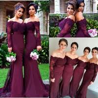 <b>Sexy Off Shoulder</b> Bridesmaid Dresses Canada   Best Selling <b>Sexy</b> ...