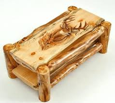 hand carved coffee table antique wood chinese