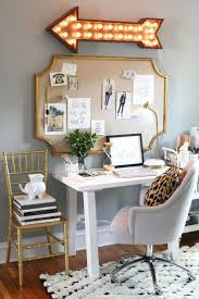 fabulous home office interior. Inspiring Home Offices For Girl Bosses Fabulous Office Interior H