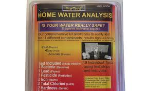 Home Drinking Water 10 Home Kits That Test The Safety Of Your Tap Water One Green Planet