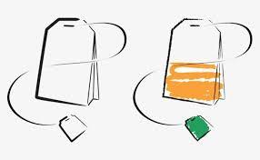 tea bag clipart. Wonderful Bag Handpainted Simple Tea Bags Tea Bag Teabag PNG Image And With Bag Clipart