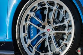 They're also lighter, and squeezed by brand new brake calipers with titanium. Bugatti Chiron Tries On New Wheels For Size Hot Or Not Carscoops Bugatti Chiron Wheel Bugatti