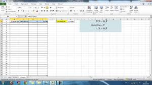 How Do I Create A Control Chart In Excel 2010 Asyik