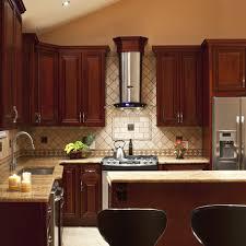 10x10 Kitchen Layout Lesscare Cherryville 10x10 Kitchen Cabinets Group Sale
