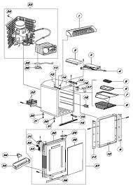 Laurelhurst distributors parts breakdown de0040 ev0040 series