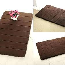 large memory foam bath mat toilets contour toilet rug memory foam toilet rug memory foam bath