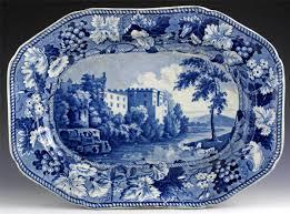 2555 best Staffordshire Blue images on Pinterest | Porcelain, 19th ...