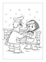 Small Picture Postman Pat Coloring Pages 4 Coloring Kids