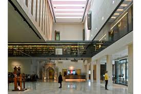 weston library acquisitions gallery city of glasgow college campus shortlisted for 2016 stirling prize