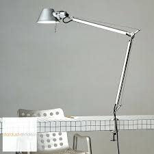 table lamps artemide tolomeo classic table lamp with table clamp task table clamp lamp desk