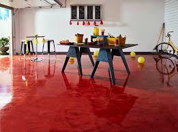 rocksolid garage floor coating creates