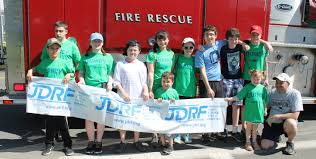giving back at school jdrf quincy kidswalk