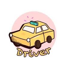 Tinkle Taxi Driver by Brandie Blair