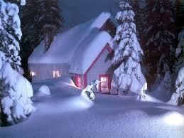 Christmas Snow Scenes Id 42636 Buzzerg Com