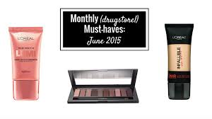 stylisted monthly must haves june 2016 summer makeup