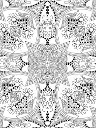 Coloring Page French Bulldog And His Harmonious Patterns