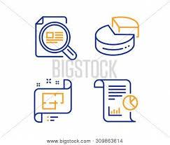 Pie Chart Check Vector Photo Free Trial Bigstock