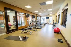 fitness exercise room hilton garden inn watertown