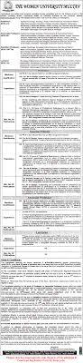 women university multan jobs application form teaching women university multan jobs 2016 application form teaching faculty latest