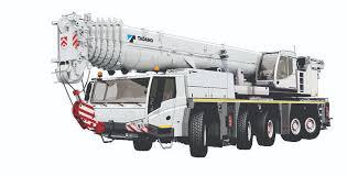 All Terrain Crane Atf 220g Tadano America Corporation