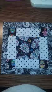 Sugar Skull quilt | Skullz | Pinterest | Sugar skulls, Sugaring ... & sugar skull quilt square Adamdwight.com