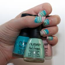 Nubar Pop Collection Nail Art - forever beaux Blog