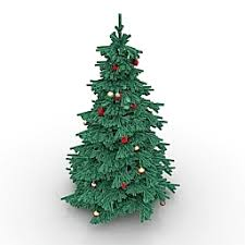 Download 3D Christmas tree