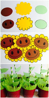 Plants Vs Zombies Potted Sunflowers Plantas Vs Zombies