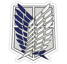Attack on Titan - Survey Corps Logo (Wings of Freedom) by Fayzun ...