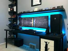 cool bedrooms for gamers. Best Bedroom Gaming Setup Room Decor Ideas About Rooms On Video Game And . Cool Bedrooms For Gamers
