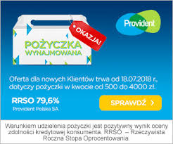 Provident — pożyczka ratalna do 15 tys. zł - netpozyczka24.pl