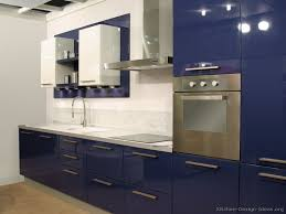 Small Picture Contemporary Blue Kitchen Cabinets on kitchen Design Ideas