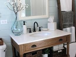 image top vanity lighting. Farmhouse Bathroom Vanity Rustic Top Installing Modern Image Lighting