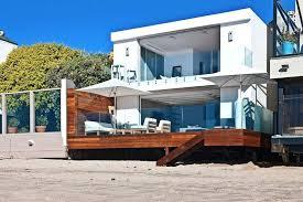 beach oceanfront home contemporary house plans beach oceanfront home contemporary house plans