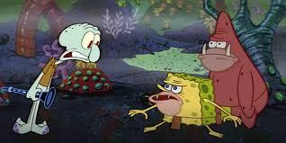 spongebob squarepants memes are taking over the internet