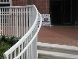 series ornamental aluminum railing design choices  aluminum