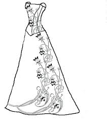Design Your Own Dress Coloring Pages S Up Coloring Pages Of Ses