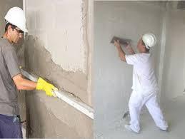 """""""paredes revestidas com argamassas com cal não devem&n. Reboco De Gesso Porque Nao Usar Blog Do Gesseiro"""