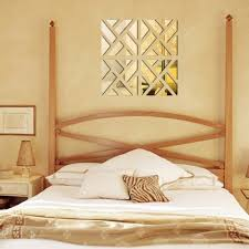 Die Neue 3 D Diy Acryl Spiegel Wand Post Modern Home Wohnzimmer