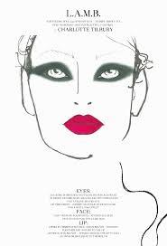 mac cosmetics and lamb at new york fashion week milk studios