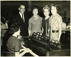 Blind Pianist Viola Smith, Morgantown, W. .Va. - West Virginia History  OnView | WVU Libraries