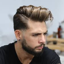 Mens Comb Over Hairstyle 100 New Mens Hairstyles For 2017