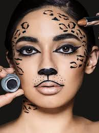 learn how to do wild cat makeup perfect for leopard cheetah makeup looks