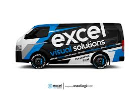 Toyota Hiace Sticker Design Are You Looking For Best Toyota Hiace Van Wrap Design