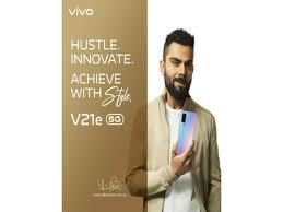 Vivo's new explosion! Vivo V21e 5G with ...